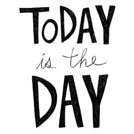 The day ahead