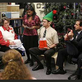 The Office- Christmas Party