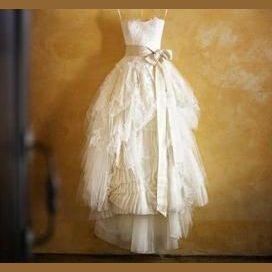 Bow and Ruffles