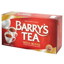 Argue over whether you should have brought Barrys or Lyon's Tea