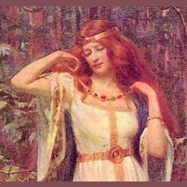 Mythological names like Athena, Freya, or Artemis