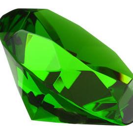Gemstone names like Amber, Jade, or Emerald