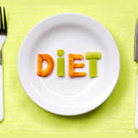 I am going on a diet!