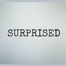 overrasket