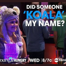 Did someone koala my name