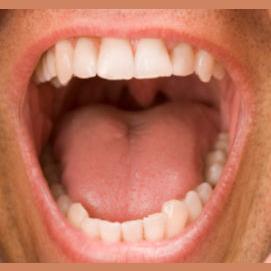 A sharp tongue