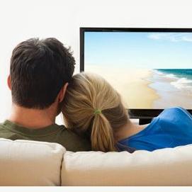Watching TV/playing video games