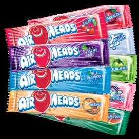Fruit-flavored candy