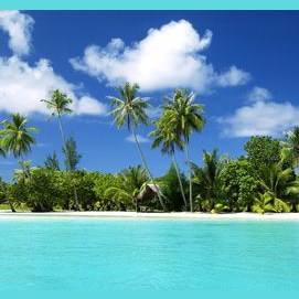 Some tropical island