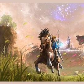 Legend of Zelda: Breath of the Wild
