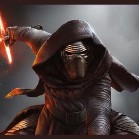 Ben Solo turned Kylo Ren