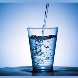 Good ol' water!