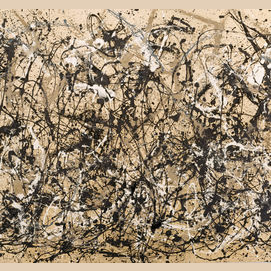 Autumn Rhythm - Jackson Pollock