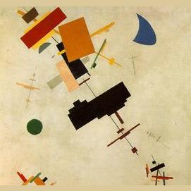 Supremus 5 - Kazimir Malevich