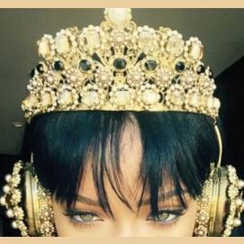 My crown... BITCH!
