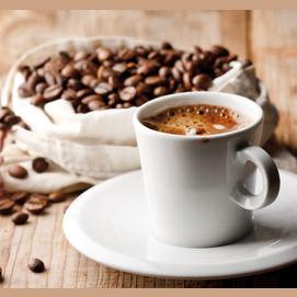 Coffee. Lots of coffee