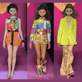 A fashion show.