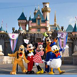 Disneyland. Because why not.