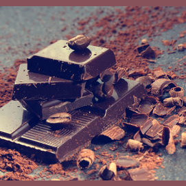 Chocolate rich