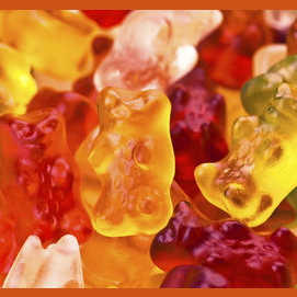 Gummy bear soft