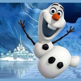 I love it! Let's build a snowman!