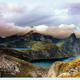 Mountainous & wild