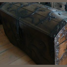 A locked chest
