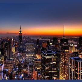 A Big City