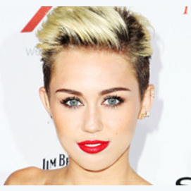 Miley Cyrus - you love her out-there looks