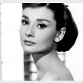 Audrey Hepburn - all-class, no fuss