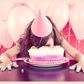 The taste of your birthday cake on your best birthday