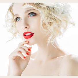 Light blond