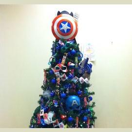 Superhero Tree