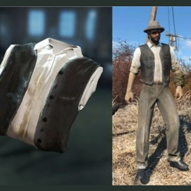 Clothes (for stealth)