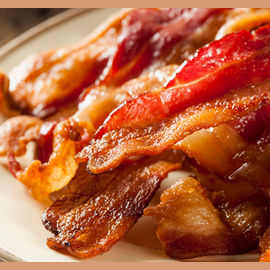 I don't care as long as there's bacon