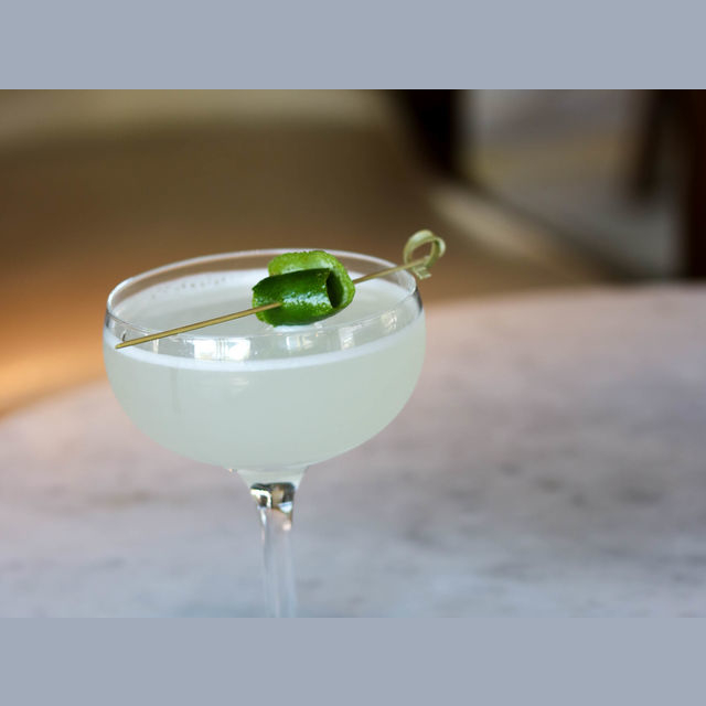 The Impressionist with Ketel One vodka