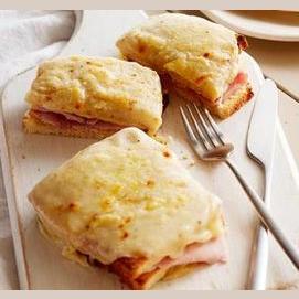 Croque-Monsieur Sandwich