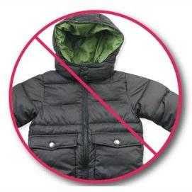 No Jacket!