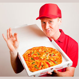Order in some pizza