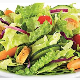 Eat something healthy