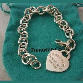 Tiffany charm bracelets
