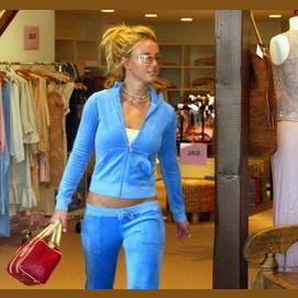 Juicy Couture tracksuits