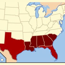 South, y'all!