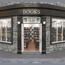 Flourish and Blotts bookstore