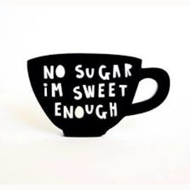 I don't like sweets!