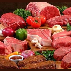 All meat!