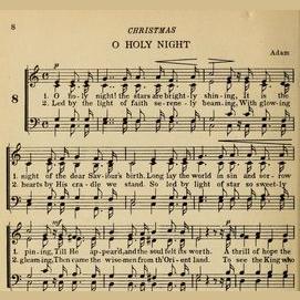 The Christmas carols