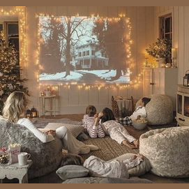 The Christmas movies