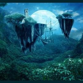 In a fantasy world