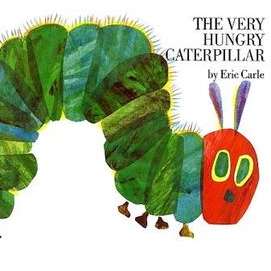 """""""The Very Hungry Caterpillar"""""""